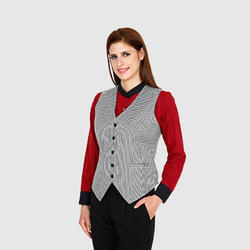 UB-VEST-BNW-00W1 House Keeping Vest