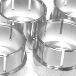 Industrial Silver Plating Service