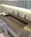 Colourful Corian Wash Basins for Projects