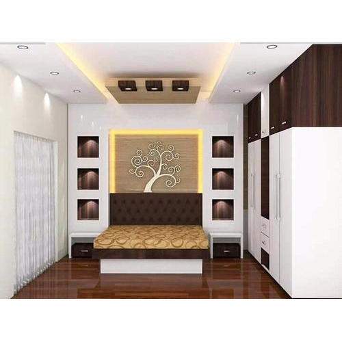 Interior Wall Panel At Rs 250 Square Feet Wooden Panel Wood Wall Panel Wooden Wall Panelling Wood Panel Wall Wood Plank Walls Illusion Design Pune Id 20269112291