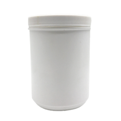 Protein Powder Plastic Jar