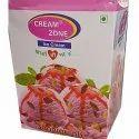 Cream Zone Shahi Gulab Ice Cream, Packaging Type: Box