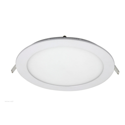 22W LED Round Recessed Plate