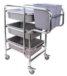 Service Dining Collection trolley
