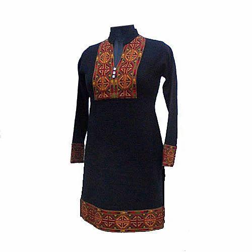 ebb89047972c Tara Linen Ladies Fancy Kurti, Rs 290 /piece, Tara Fashions | ID ...