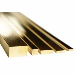 Phosphor Bronze Forged Flat Bar
