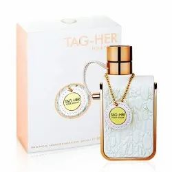 Female Spray Pump Armaf Tag Her Pour Femme Perfume, for Personal