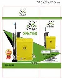 Duxas  2 in 1 Disinfectant Sprayer