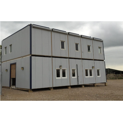 Double Storey Portable Cabin
