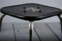 Industrial Prison Canteen Cafe Stool