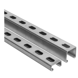 Slotted Channel - Manufacturers & Suppliers in India