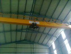 Single Girder EOT Crane 5 Ton
