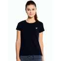 Ladies Half Sleeve T Shirt