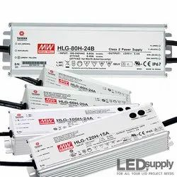 HLG-C Dimming Function LED Drivers