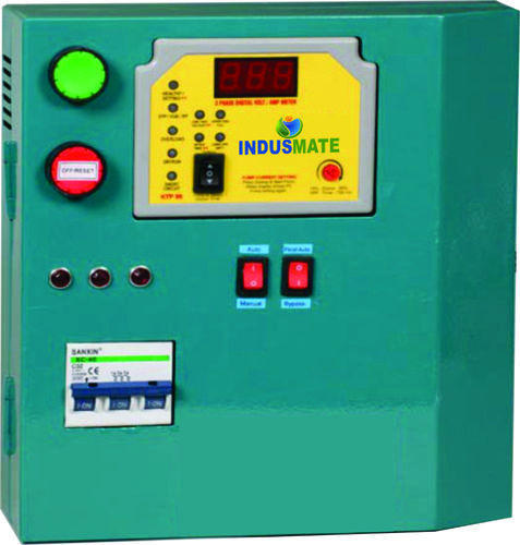 Three Phase Dol Pump Starter Digital Auto Switch at Rs 5500 /piece ...