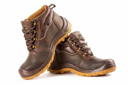 Hillson Z3 Brown Safety Shoes