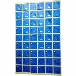 Mobile Phone Steel Lockers 60 Doors