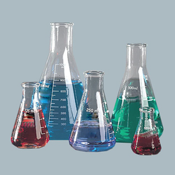 Erlenmeyer Flasks & Wide Neck