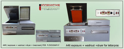 Photopolymer Plate Making Machine