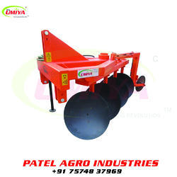 4 BOTTOM HYDRAULIC REVERSIBLE DISC PLOUGH