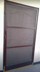 Aluminum Mesh Doors