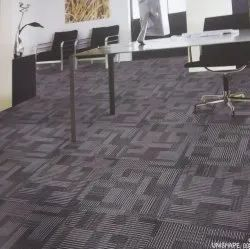 Graphic Design  Nylon Carpet Tiles