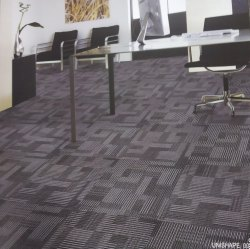 Graphic Design  Nylon Carpet Tiles