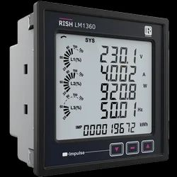 Multi Channel Energy Meter / Branch Circuit Monitoring System For EB Bill Savings