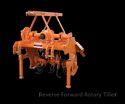 Reverse Forward Tractor Rotavator