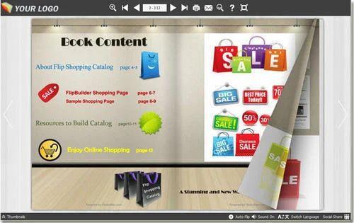 E Catalogue Design Service