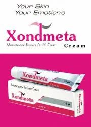 XONDmeta Allopathic Mometasone furoate 0.1%, Packaging Type: 15gm, For Commercial