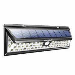 54 LED Solar Sensor Light