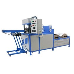 Vertical Hydraulic Fully Automatic Thali Machine