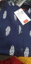 Cotton Printed Designer Men Shirt
