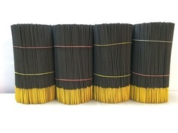 Black Perfumed Incense Stick