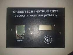 Velocity Monitor (GTI-291)