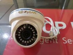 2.4 MP Zylan Dome Camera, Vision Type: Day & Night, Camera Range: 15 to 20 m