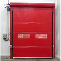 Automatic High Speed PVC Rolling Door