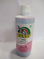 Pink Liquid Food Color