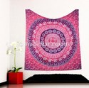Indian Large Mandala Tapestry Boho Elephant Bedding Queen