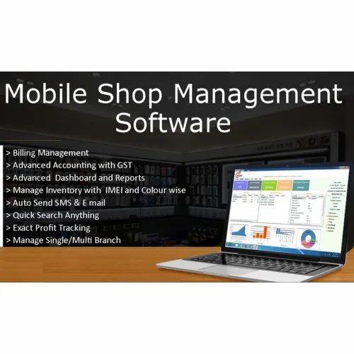 345e7781d8c Fraxinus Mobile Shop Management Software, Rs 12000 /piece, FRAXINUS ...
