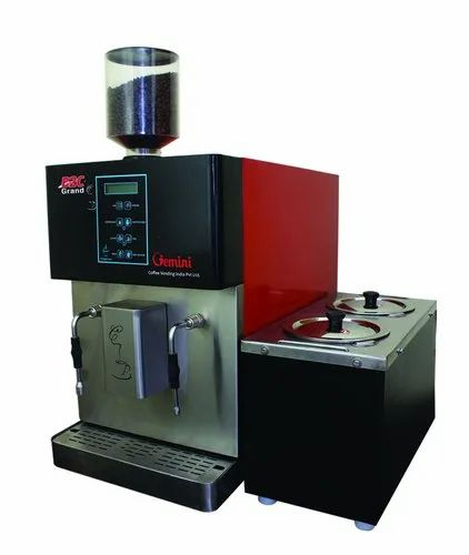 Fully Automatic Espresso & Cappuccino Coffee Machine