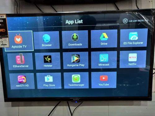 188c5fdee Black 42 Inch Samsung Smart LED TV