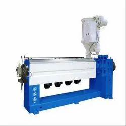 Semi-Automatic MS Polymer Pencil Casing Extruder