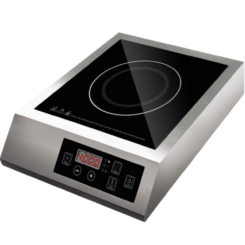 Quba Electrical Commercial Induction Cooker, Size: Medium, Rs 13500 /piece    ID: 20741523533