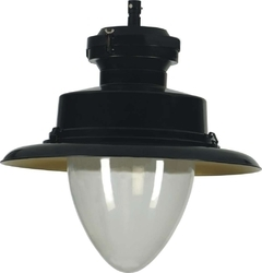 Hanging Saturn Led Post Top Lantern