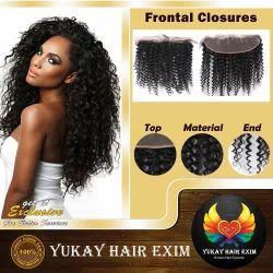 Frontal Closures Hair