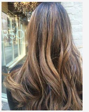 Balayage Hair Color Technique and Ombre Hair Color Technique Service ...