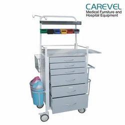 Carevel Supreme Multipurpose Deluxe Crash Cart