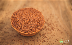 Brownish-red Seeds Garden Cress Seed